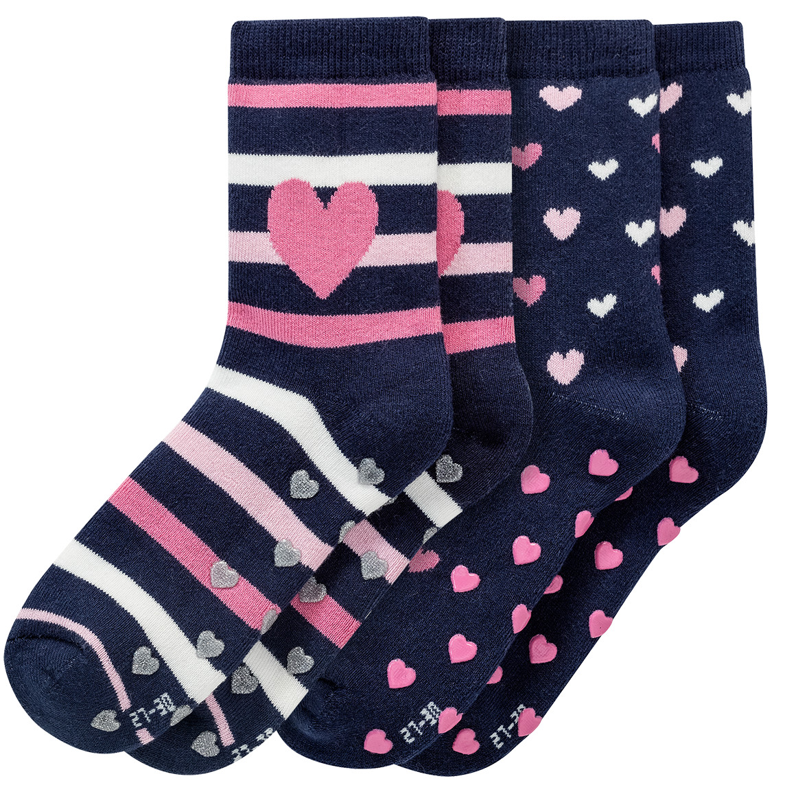 Minigirlaccessoires - 2 Paar Mädchen Vollfrottee Socken - Onlineshop Ernstings family