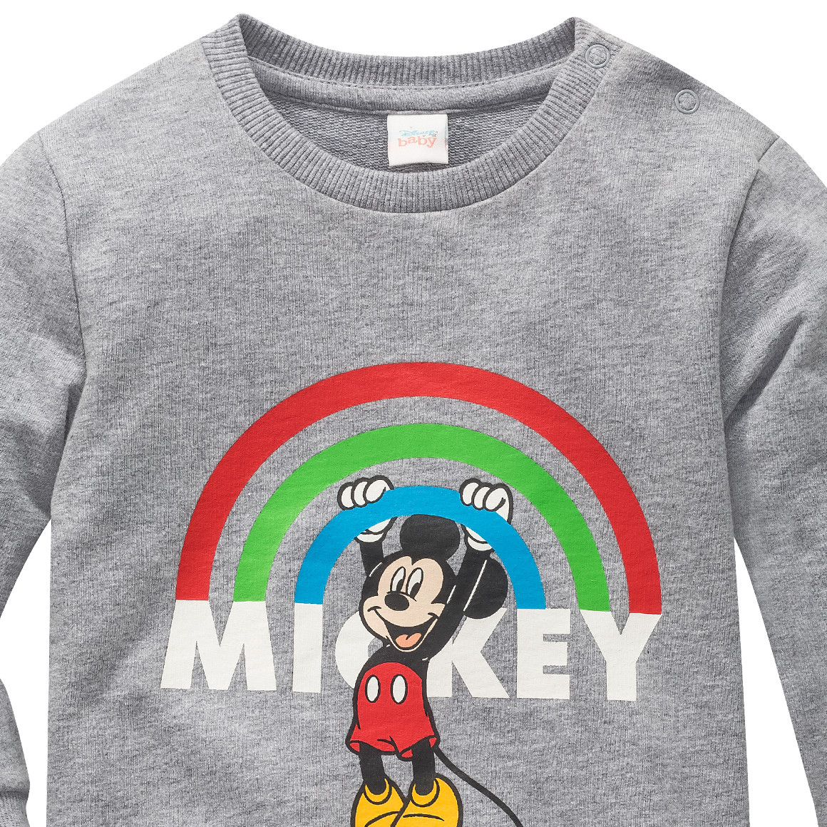 Micky Maus Sweatshirt mit großem Print | Ernsting's family