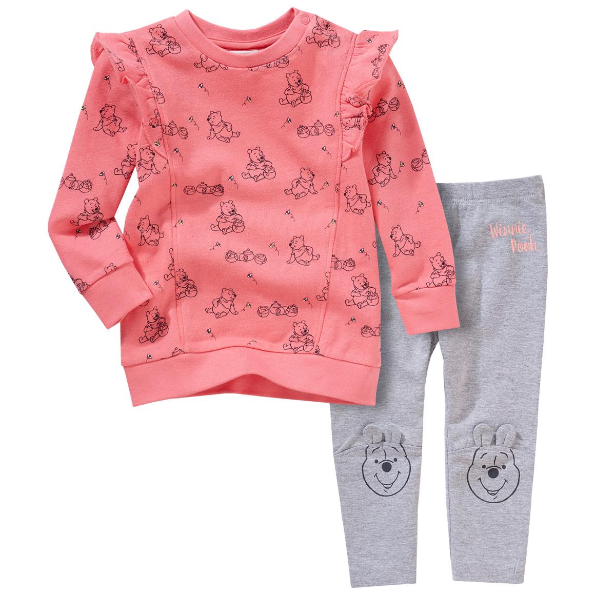 Babysets - Winnie Puuh Sweatshirt und Leggings im Set - Onlineshop Ernstings family
