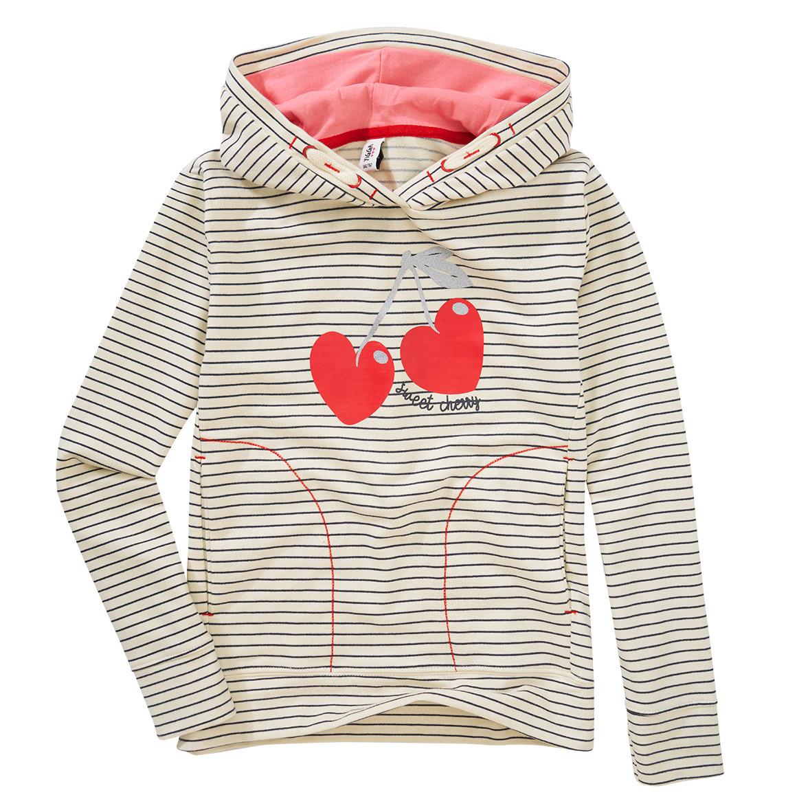 Girlsoberteile - Mädchen Sweatshirt mit Einschubtaschen - Onlineshop Ernstings family