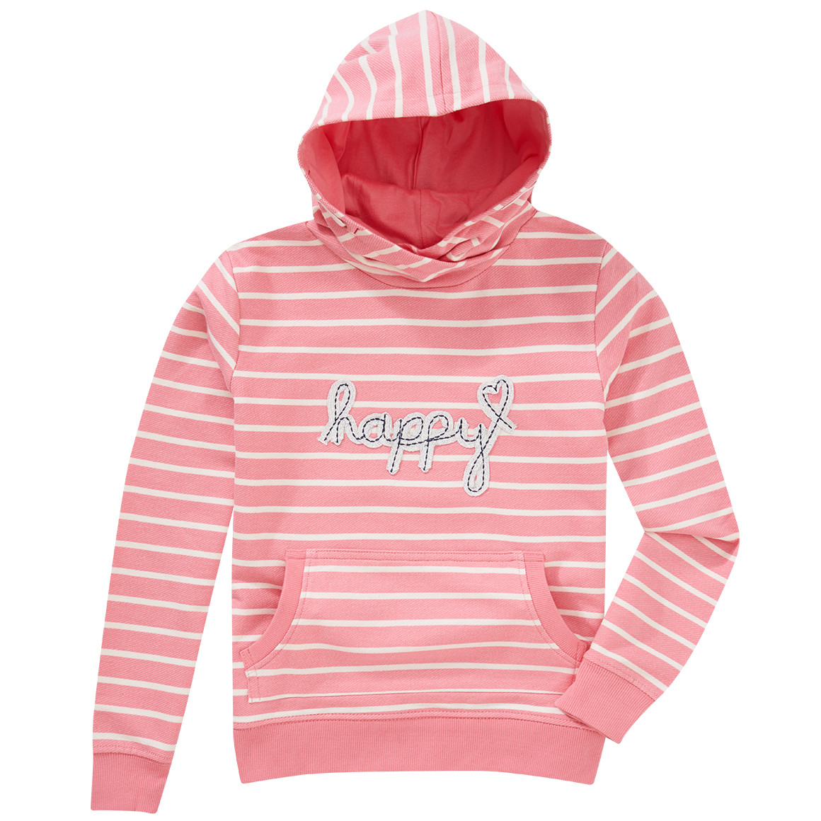 Girlsoberteile - Mädchen Sweatshirt mit Glitzer Schriftzug - Onlineshop Ernstings family