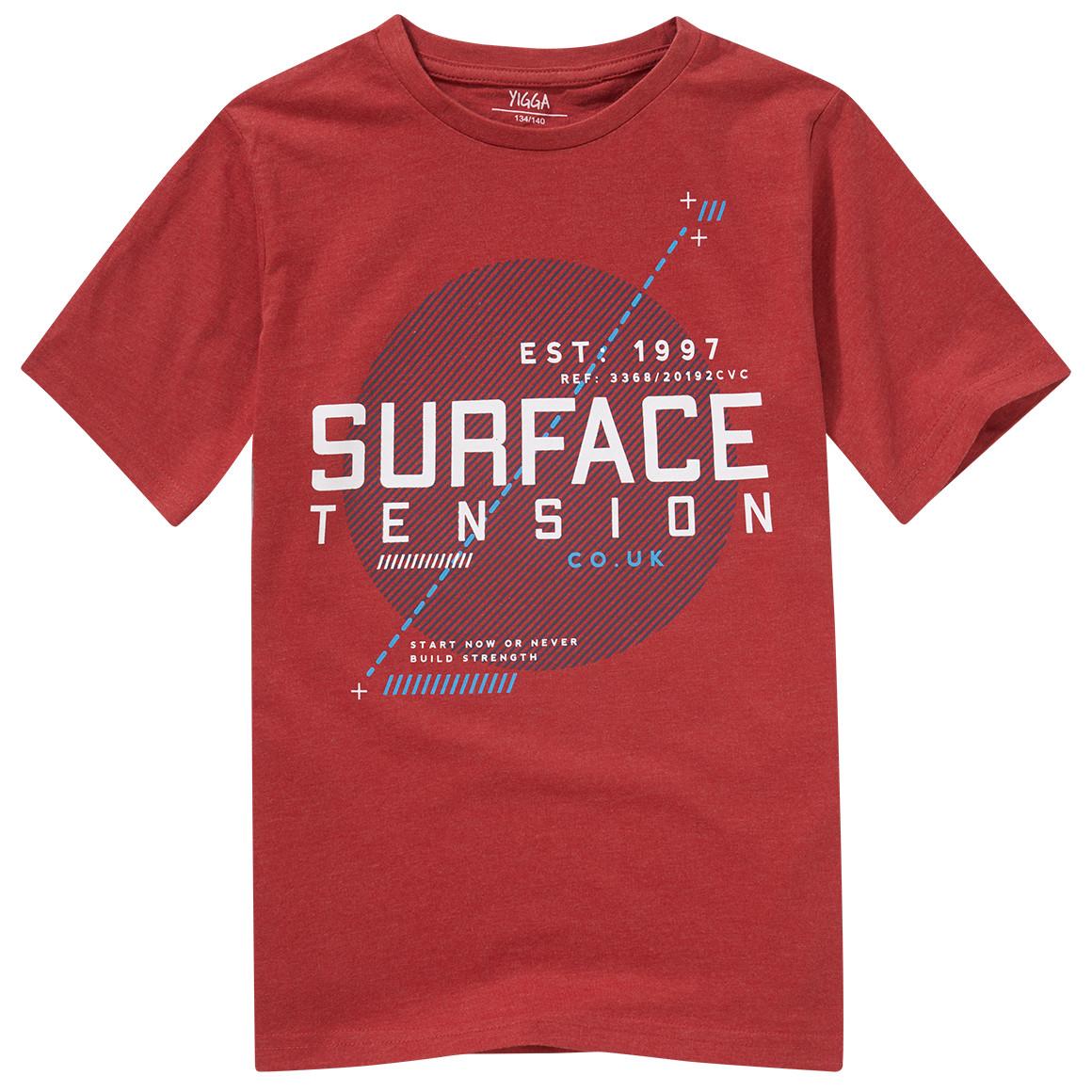Boysoberteile - Jungen T-Shirt mit Print - Onlineshop Ernstings family