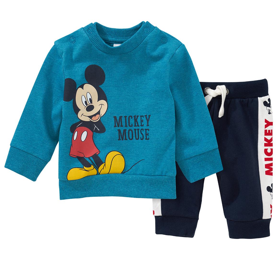 Babysets - Micky Maus Newborn Sweatshirt und Jogpants - Onlineshop Ernstings family