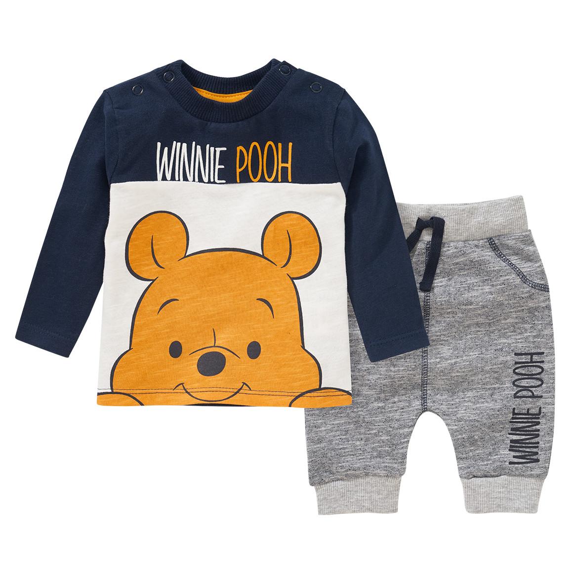 Babysets - Winnie Puuh Langarmshirt und Jogginghose - Onlineshop Ernstings family