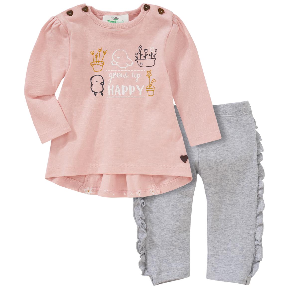 Babysets - Newborn Langarmshirt und Leggings im Set - Onlineshop Ernstings family