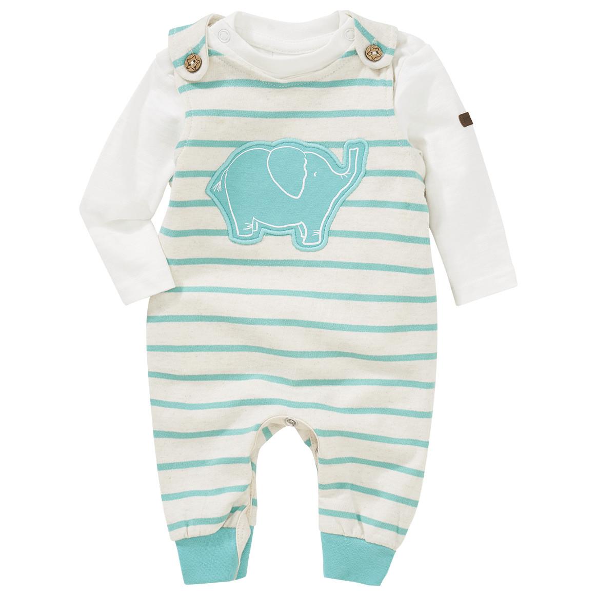 Babystrampler - Newborn Strampler und Langarmshirt im Set - Onlineshop Ernstings family