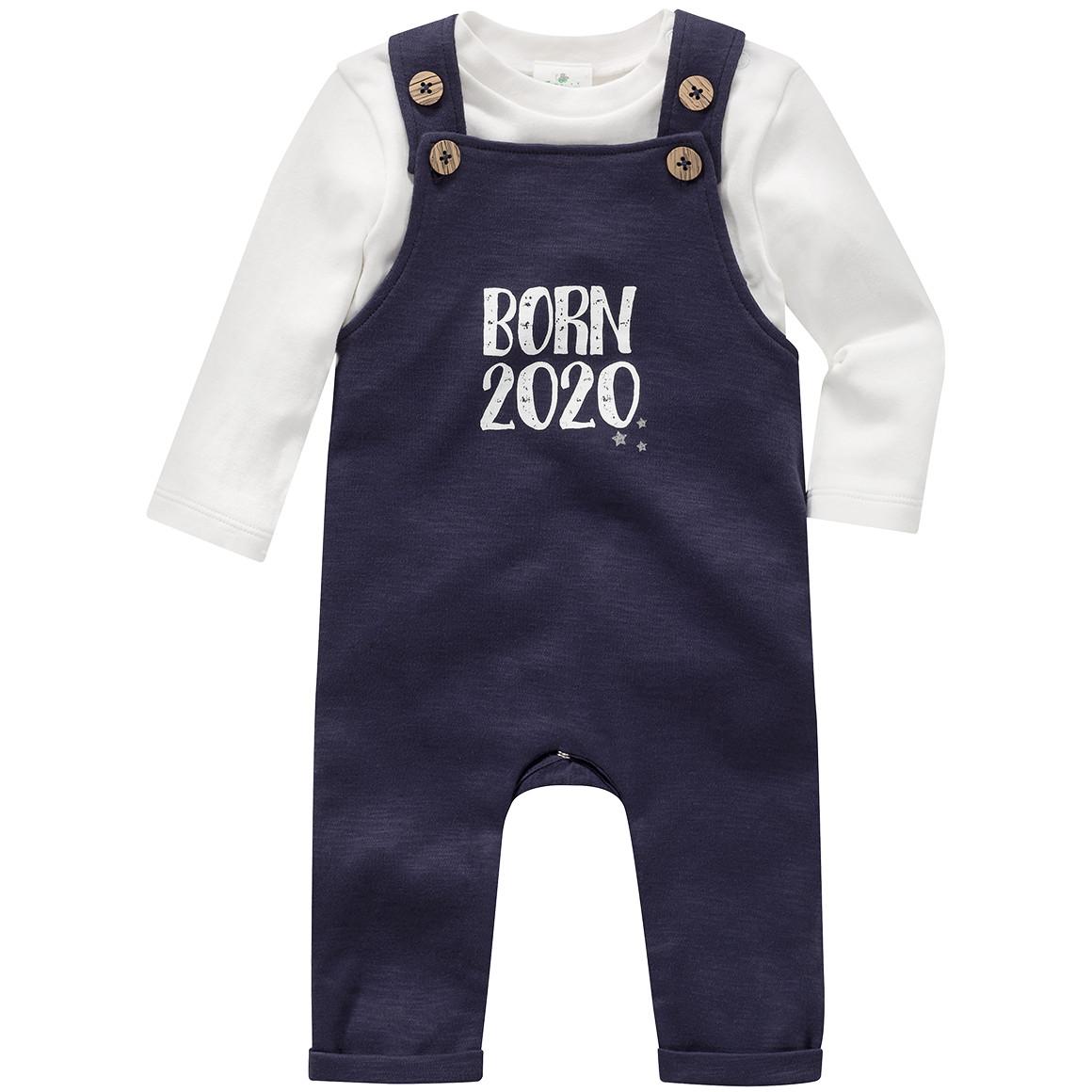 Babystrampler - Newborn Strampler und Langarmshirt Born 2020 - Onlineshop Ernstings family