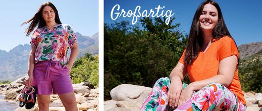 neu kaufen dauerhafte Modellierung bester Lieferant Große Größen für Damen günstig kaufen | Ernsting's family