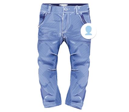 Kinder O-Leg Jeans